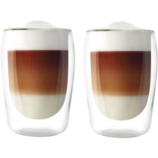 Melitta Latte Macchiato Glasses Set Of 2