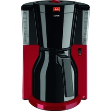 Melitta Look IV Therm Red Filter Coffee Machine