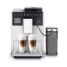 Melitta CI Touch Silver Bean To Cup Coffee Machine (F630-101)