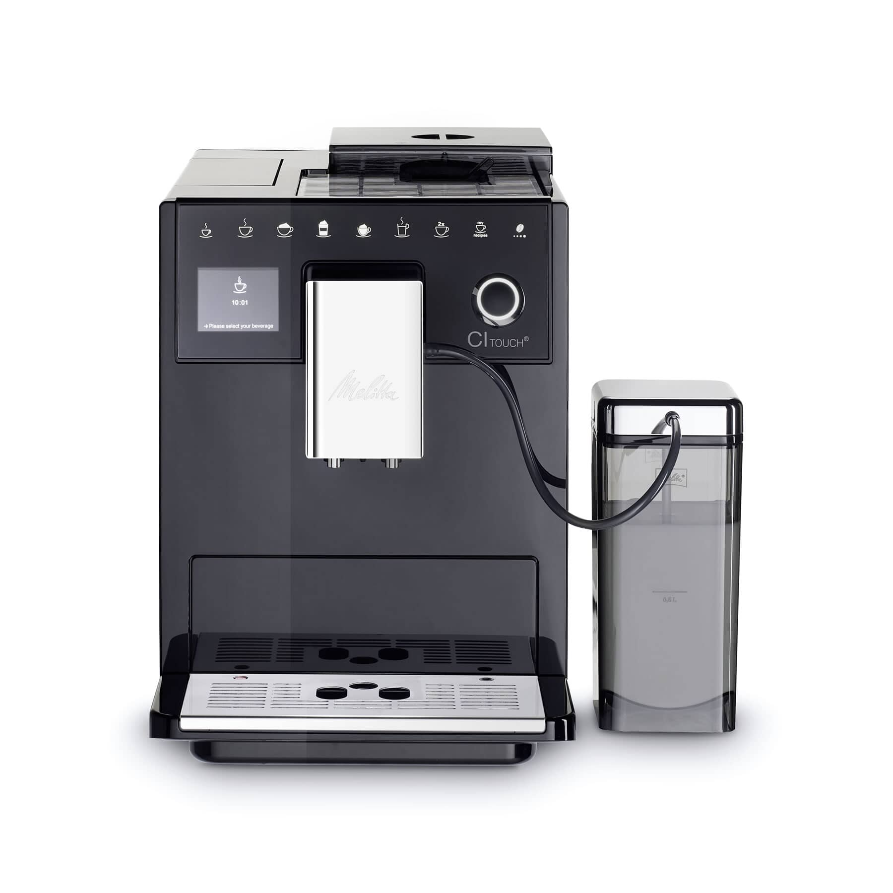 Melitta Caffeo Ci Touch Black Bean To Cup Coffee Machine F630 102