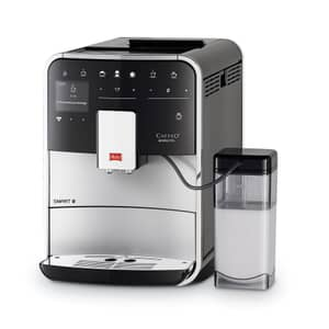 Melitta Barista T SMART Silver Bean To Cup Coffee Machine (F83/0-101)