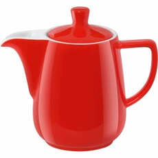 Melitta Porcelain Coffee Jug 0.6L Red