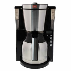 Melitta Look IV Therm Timer Black Filter Coffee Machine (212644)