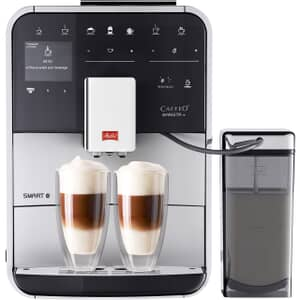 Melitta Barista TS SMART Silver Bean To Cup Coffee Machine (F85/0-101)