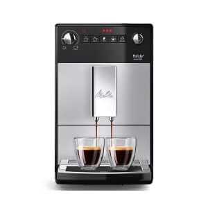 Melitta Purista Fully Automatic Coffee Machine Silver (F230-101)