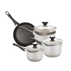 Prestige Everyday 2nd Gen 4 Piece Cookware Set