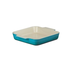 Le Creuset 23cm Square Baking Dish Teal