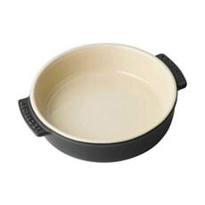 Le Creuset Tapas Dish Satin Black