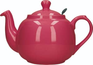 London Pottery Farmhouse® 2 Cup Teapot Pink