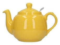 London Pottery Farmhouse� 4 Cup Teapot New Yellow