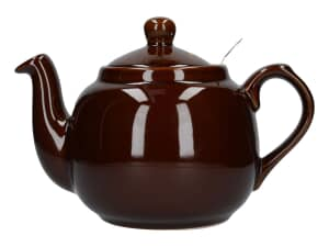 London Pottery Farmhouse� 4 Cup Teapot Rockingham Brown