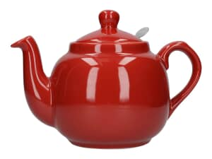 London Pottery Farmhouse® 4 Cup Teapot Red