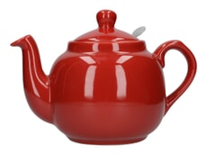 London Pottery Farmhouse� 4 Cup Teapot Red
