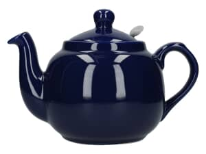 London Pottery Farmhouse® 4 Cup Teapot Cobalt Blue
