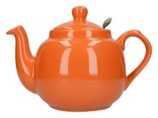 London Pottery Farmhouse� 4 Cup Teapot Orange