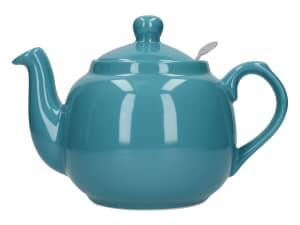 London Pottery Farmhouse� 4 Cup Teapot Aqua