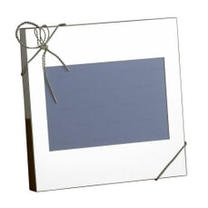Wedgwood Vera Wang Love Knots - Photo Frame 4