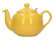 London Pottery Farmhouse� 6 Cup Teapot New Yellow