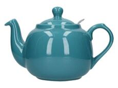 London Pottery Farmhouse� 6 Cup Teapot Aqua