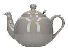 London Pottery Farmhouse� 6 Cup Teapot Grey
