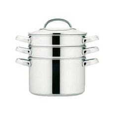 Prestige Cook And Strain 18cm Multi Steamer