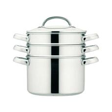 Prestige Cook and Strain 20cm Multi Steamer