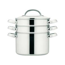Prestige Cook and Strain 24cm Multi Steamer