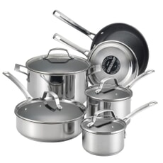 Circulon Genesis Stainless Steel 6 Piece Set