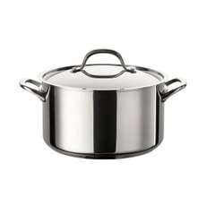 Circulon Ultimum Stainless Steel 24cm/5.7L Stockpot