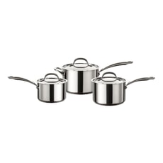 Circulon Ultimum Stainless Steel 3 Piece Set