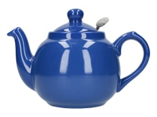 London Pottery Farmhouse� 2 Cup Teapot French Blue