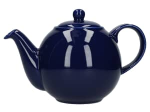 London Pottery Globe® 8 Cup Teapot Cobalt Blue