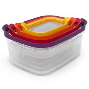 Joseph Joseph Nest Storage 4 Pce Multicolour