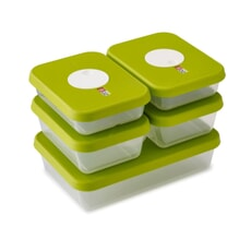 Joseph Joseph Dial Storage 5 Piece Container Set