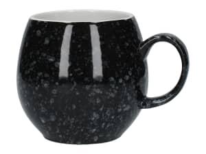 London Pottery Pebble� Mug Gloss Black Flecked