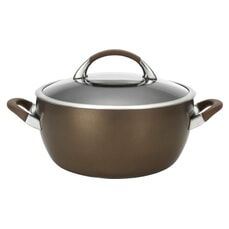 Circulon Symmetry Chocolate Hard Anodised  26cm Casserole