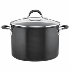 Circulon Momentum Hard Anodised 24cm Stockpot 7.6L
