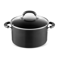 Circulon Total - Hard Anodised Stockpot 24cm