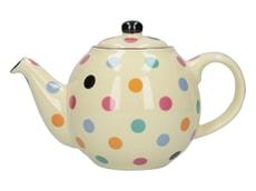 London Pottery Globe� 4 Cup Teapot Multi Spot