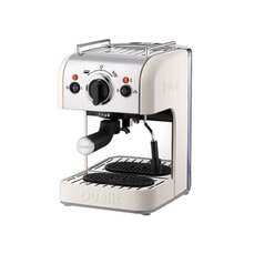 Dualit 4 in 1 Coffee Machine Canvas White