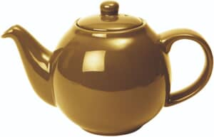 London Pottery Globe® 4 Cup Teapot Gold Finish