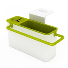 Joseph Joseph Sink -Aid In-Sink Caddy - White/Green