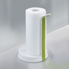 Joseph Joseph Easy-Tear Kitchen Roll Holder - White/Green