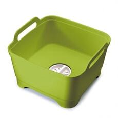 Joseph Joseph Wash And Drain Bowl Green/White