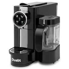 Dualit Caf� Cino Capsule Coffee Maker with Milk Frother