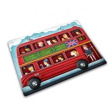 Joseph Joseph London Bus Worktop Saver 30 x 40cm
