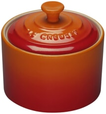 Le Creuset Sugar Bowl With Lid Volcanic
