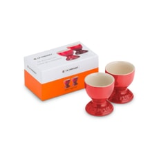 Le Creuset Set of 2 Egg Cups Cerise