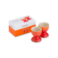 Le Creuset Set of 2 Egg Cups Volcanic