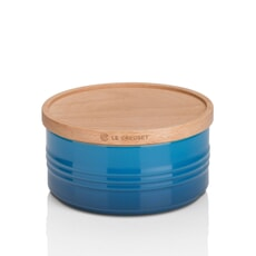 Le Creuset New Large Storage Jar With Wooden Lid Marseille